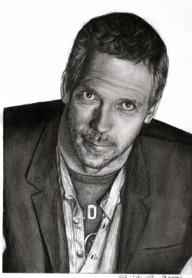 Hugh Laurie par sas